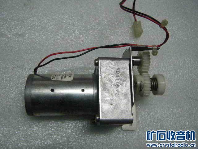 进口24V减速电机一个