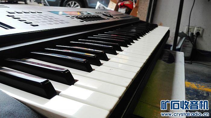 电子琴最高级别是多少级?