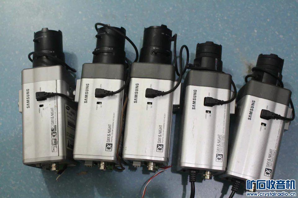 三星枪机,测试都有图像,有220v和12v的,25元一台包平邮 A (1).jpg