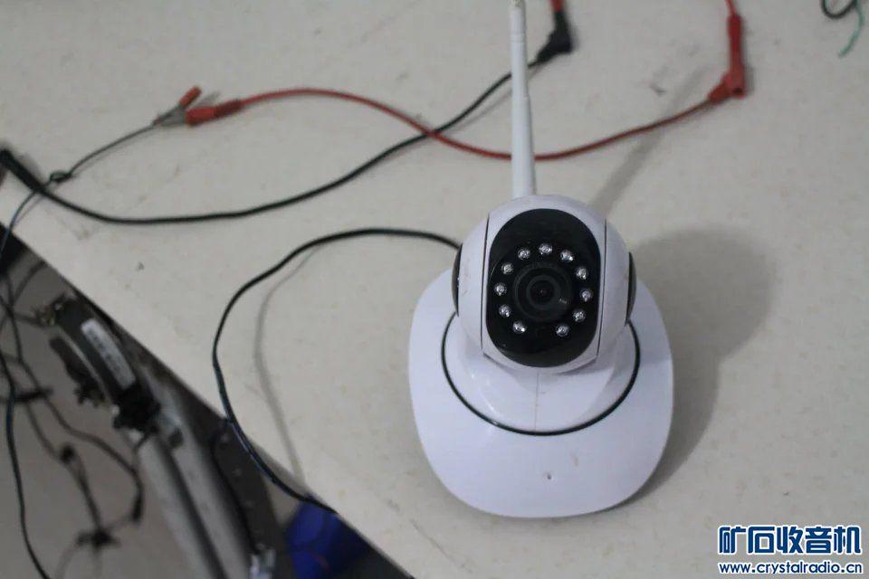 摄像头,主机无附件,通电后,有女生说链接WiFi,其他无测试30包平 A.jpg