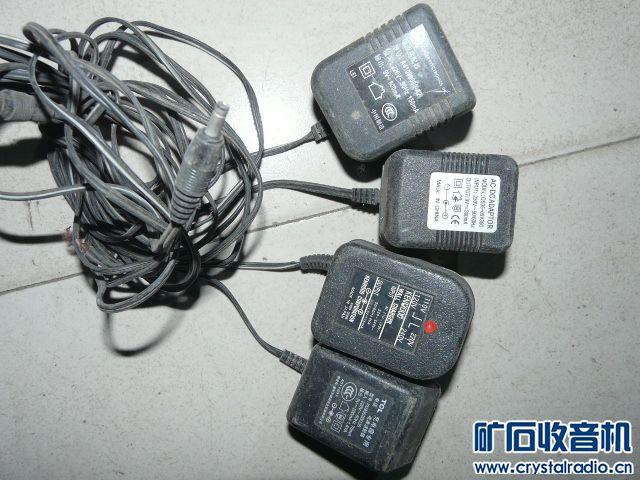 4个小变压器  22包快递