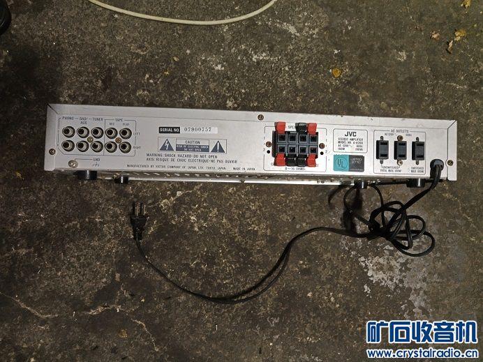 JVC老功放110V的,好听,100元 (3).jpg