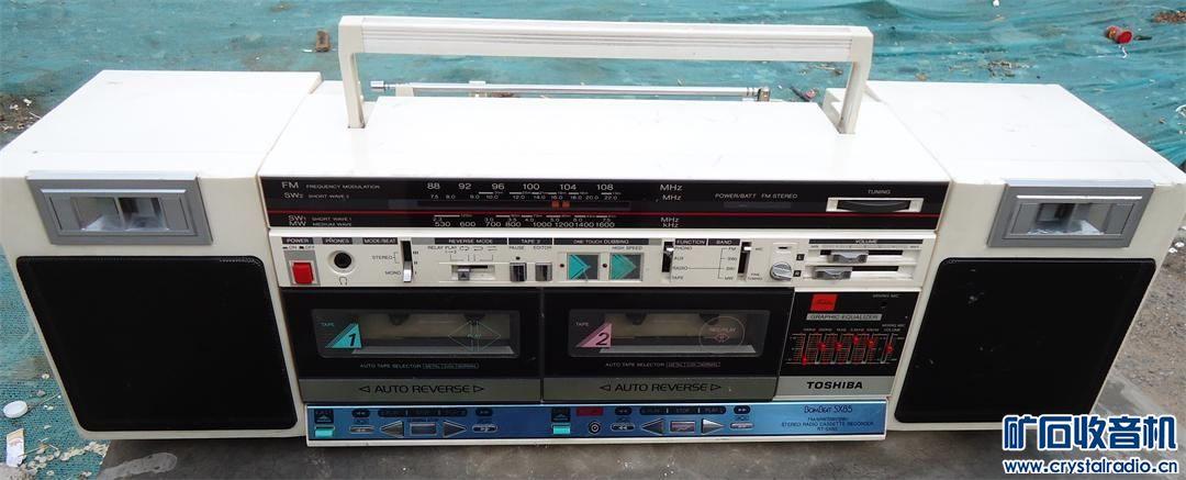 东芝收录机