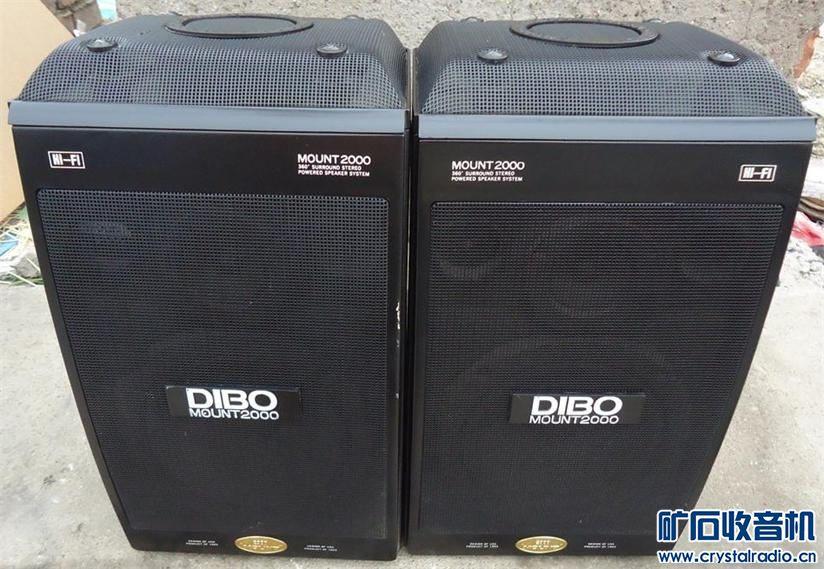 漂亮大金标DIBO 2000