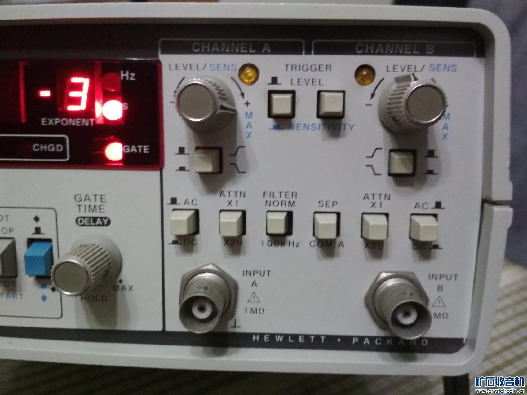 3419号原装美国频率计很新无附件全部功能完好(精度不保380元) (5).jpg