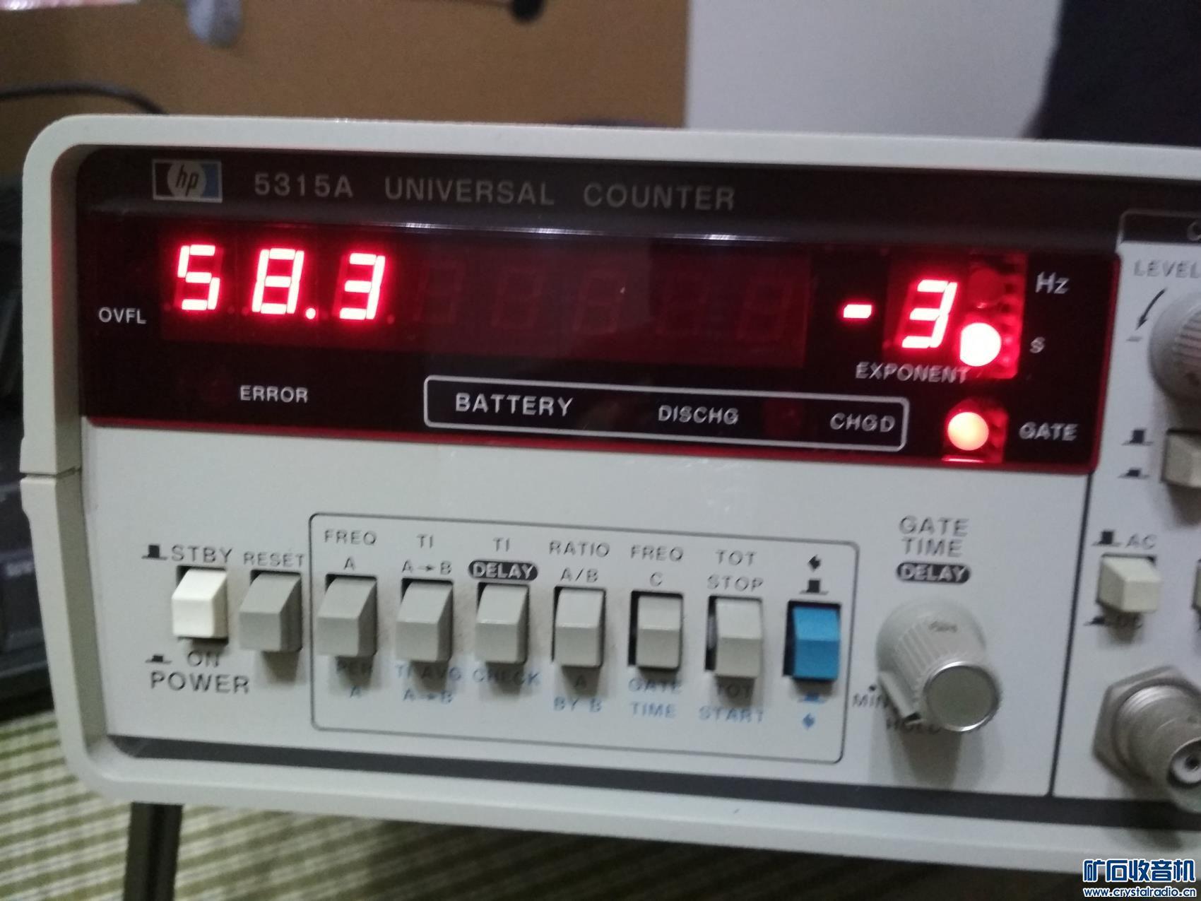 3419号原装美国频率计很新无附件全部功能完好(精度不保320元) (7).jpg