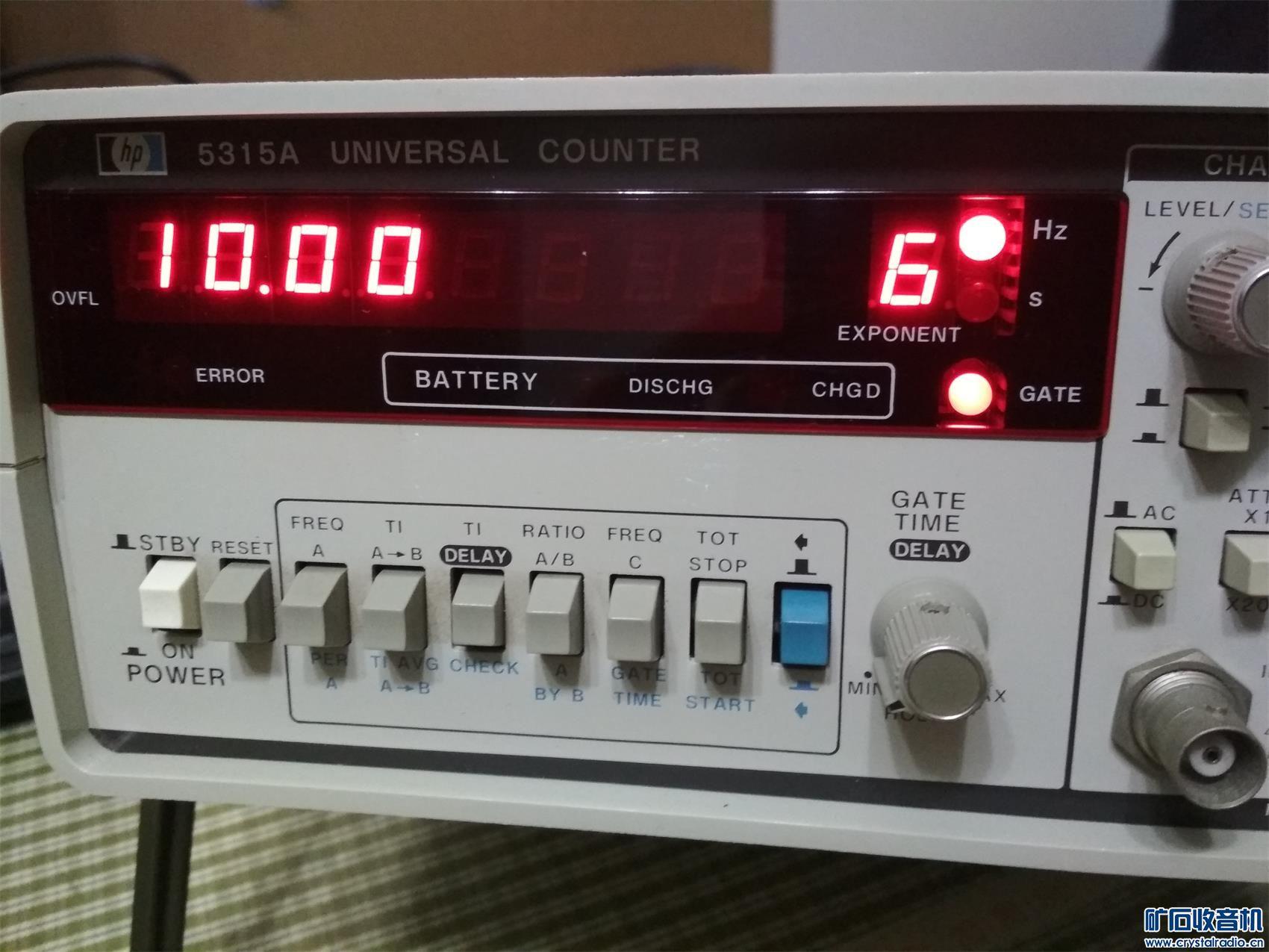3419号原装美国频率计很新无附件全部功能完好(精度不保320元) (9).jpg