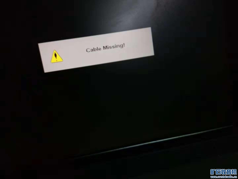 大屏人机界面 通电显示  其他不会操作 90不包邮