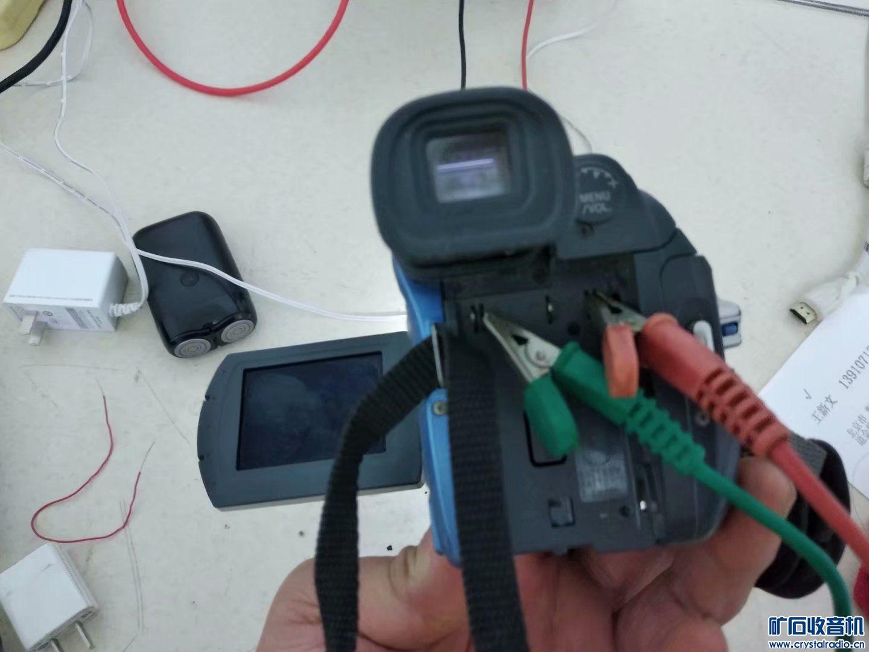 5号摄像机,液晶屏不亮,不知道是不是坏了,40包邮不退换 (2).jpg