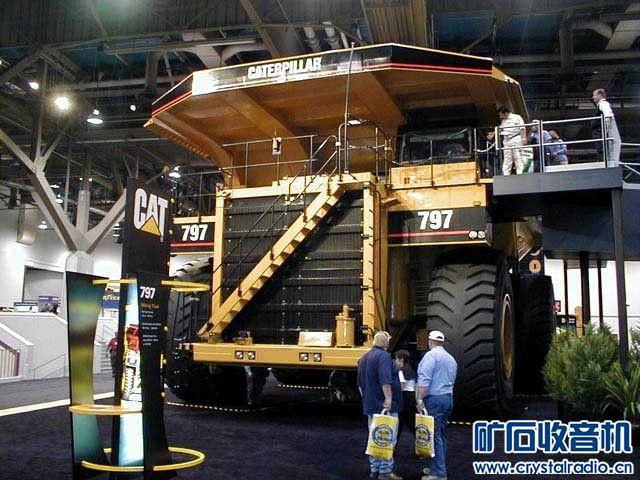 世界上最大的重型卡车